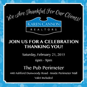 2015 Client Appreciation Party