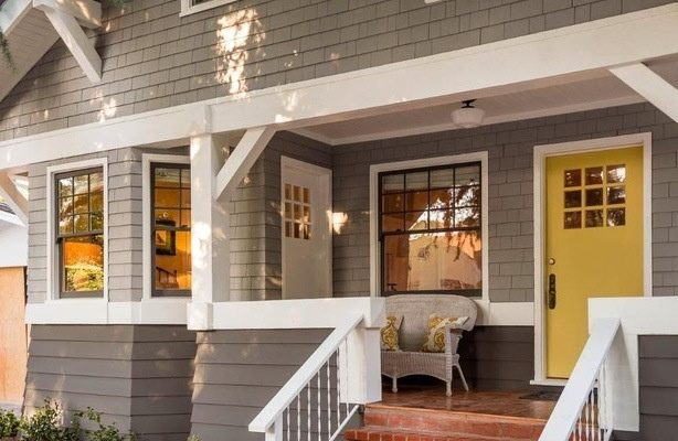curb appeal, front porch, front door, house, homes for sale