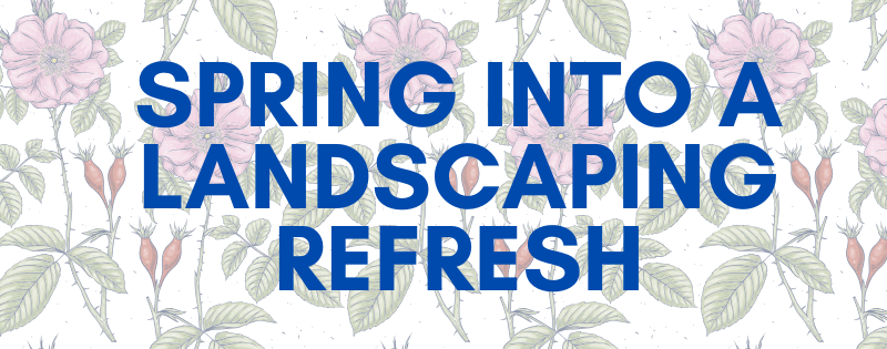 Spring Into A Landscaping Refresh